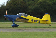 G-RVIB @ EGSX - RV-6 at 2009 North Weald RV Fly-in