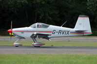 G-RVIX @ EGSX - RV-9A at 2009 North Weald RV Fly-in