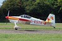 G-ESTR @ EGSX - RV-6 at 2009 North Weald RV Fly-in