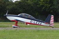 G-LEXX @ EGSX - RV-8 at 2009 North Weald RV Fly-in