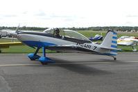 G-HILZ @ EGSX - RV-8 at 2009 North Weald RV Fly-in