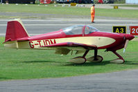 G-TJDM @ EGSX - RV-6A at 2009 North Weald RV Fly-in