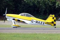 G-MAXV @ EGSX - RV-4 at 2009 North Weald RV Fly-in