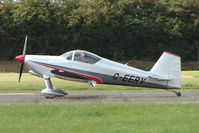 G-EERV @ EGSX - RV-6 at 2009 North Weald RV Fly-in