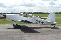 G-RVDG @ EGSX - RV-9A at 2009 North Weald RV Fly-in