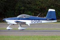 G-GNRV @ EGSX - RV-9A at 2009 North Weald RV Fly-in