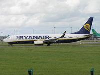 EI-DPM @ EIDW - Ryanair lining up - by Robert Kearney