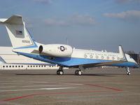 06-0500 @ EHAM - Plane of Hillary Clinton - by Caecilia van der Bos