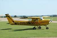 G-ZOOL @ EGSU - G-ZOOL at Duxford Airfield