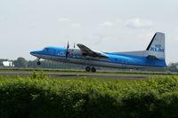 PH-KVK @ EHAM - KLM Cityhopper - by Caecilia van der Bos