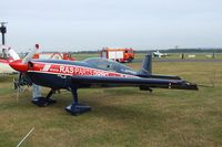 D-EXMR @ EDKB - Extra EA300S at the Bonn-Hangelar centennial jubilee airshow - by Ingo Warnecke