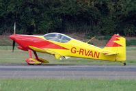 G-RVAN @ EGSX - RV-6 at 2009 North Weald RV Fly-in