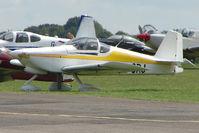 PH-CRJ @ EGSX - RV-6A at 2009 North Weald RV Fly-in