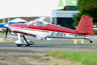 G-RISY @ EGSX - RV-7A at 2009 North Weald RV Fly-in