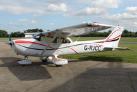 G-RJCC @ EGSX - Cessna Skyhawk at North Weald
