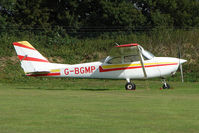 G-BGMP @ EGSX - Cessna 172 at North Weald