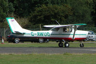 G-AWUO @ EGSX - Cessna 150 at North Weald