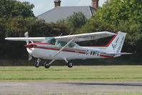 G-NWFG @ EGSX - Based Cessna 172 at North Weald