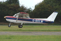 G-BOLW @ EGSX - Cessna 152 at North Weald