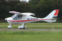 G-FICS @ EGSX - Flight Design CTSW at North Weald