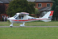 G-CEZZ @ EGSX - Flight Design CTSW at North Weald
