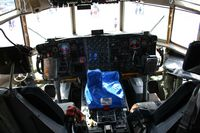 1500 @ YIP - HC-130H Cockpit - by Florida Metal