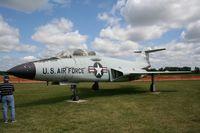 56-0235 @ YIP - F-101B Voodoo