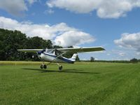 CF-WGG - take off in from Cidar Strip Ontario - by Jeff Rock