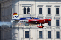 N540MD - Red Bull Air Race Budapest 2009 - Matthias Dolderer - by Juergen Postl