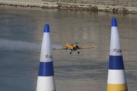 N540XS - Red Bull Air Race Budapest 2009 - Nigel Lamb - by Juergen Postl