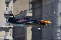 N806PB - Red Bull Air Race Budapest 2009 - Peter Besenyei