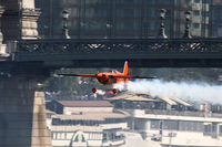 N4767 - Red Bull Air Race Budapest 2009 - Nicolas Ivanoff - by Juergen Postl