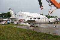 N5530T @ KOSH - EAA Airventure 2009 - by Kreg Anderson