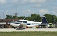C-GWTR @ KOSH - Mooney M20K - by Mark Pasqualino