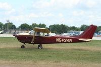 N5434R @ KOSH - Cessna 172F - by Mark Pasqualino