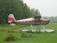 C-FJED - Near Selkirk,MB - by Mike Madsen