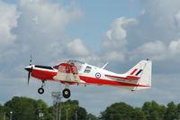 N8272R @ KOSH - Scottish Aviation 100 MDL 101 - by Mark Pasqualino