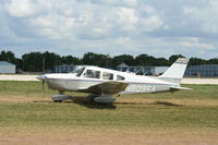 N8095A @ KOSH - Piper PA-28-236 - by Mark Pasqualino