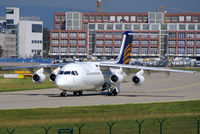 D-AEWO @ EDDF - Another Jumbolino making it´s way to Rwy 18W. - by The_Planespotter