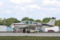 N7SP @ KOSH - Beech F33A - by Mark Pasqualino