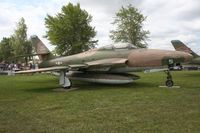 52-7421 @ YIP - RF-84 Thunderflash