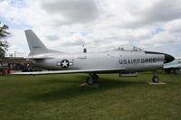 53-1060 @ YIP - F-86D Sabre