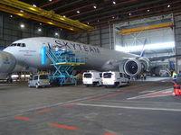 PH-BVD @ EHAM - KLM Hangar - by Caecilia van der Bos