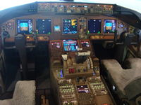 PH-BVD @ EHAM - Cockpit from the PH-BVD - by Caecilia van der Bos