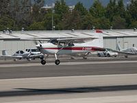 C-GNNR @ KSMO - C-GNNR departing from RWY 21 - by Torsten Hoff