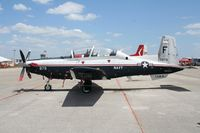 165979 @ LAL - T-6A Texan II - by Florida Metal