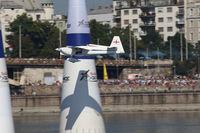 N55ZE - Red Bull Air Race Budapest 2009 - Paul Bonhomme - by Juergen Postl