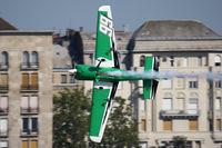 N395JM - Red Bull Air Race Budapest 2009 - Mike Goulian