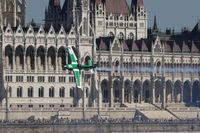 N395JM - Red Bull Air Race Budapest 2009 - Mike Goulian - by Juergen Postl