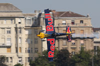 N423KC - Red Bull Air Race Budapest 2009 - Kirby Chambliss